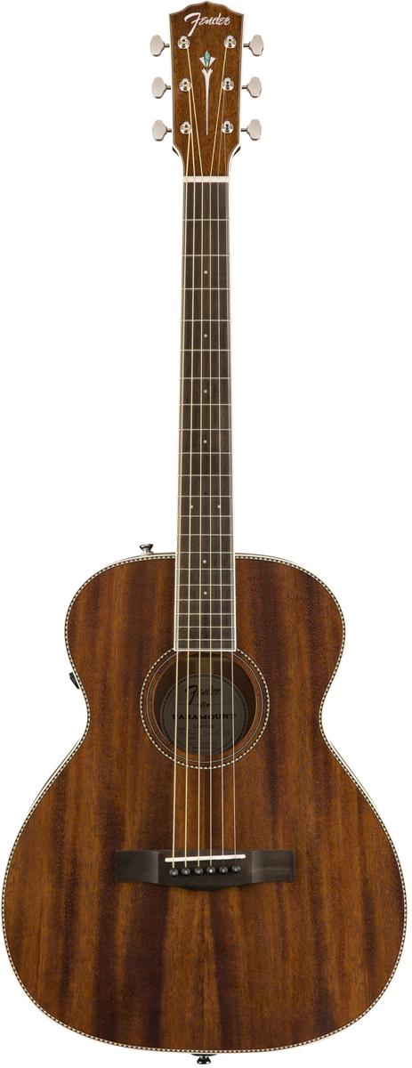 Fender PM-TE TRAVEL ALL-MAHOGANY 新品[フェンダー][マホガニー][Acoustic Guitar,アコギ,アコースティックギター,Folk Guitar,フォークギター]
