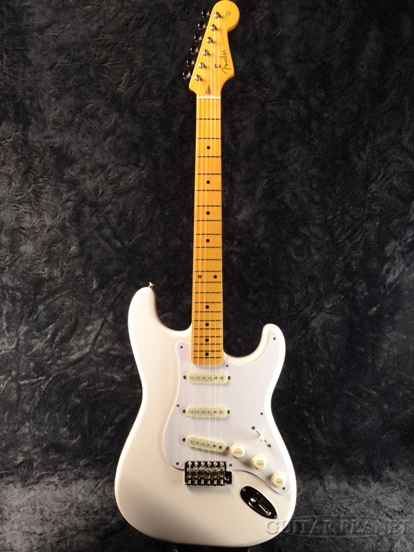 Fender Made In JapanTraditional 50s Stratocaster Arctic White 新品《レビューを書いて特典プレゼント!!》[フェンダージャパン][トラディショナル][アークティックホワイト,白][ストラトキャスター][Electric Guitar,エレキギター]