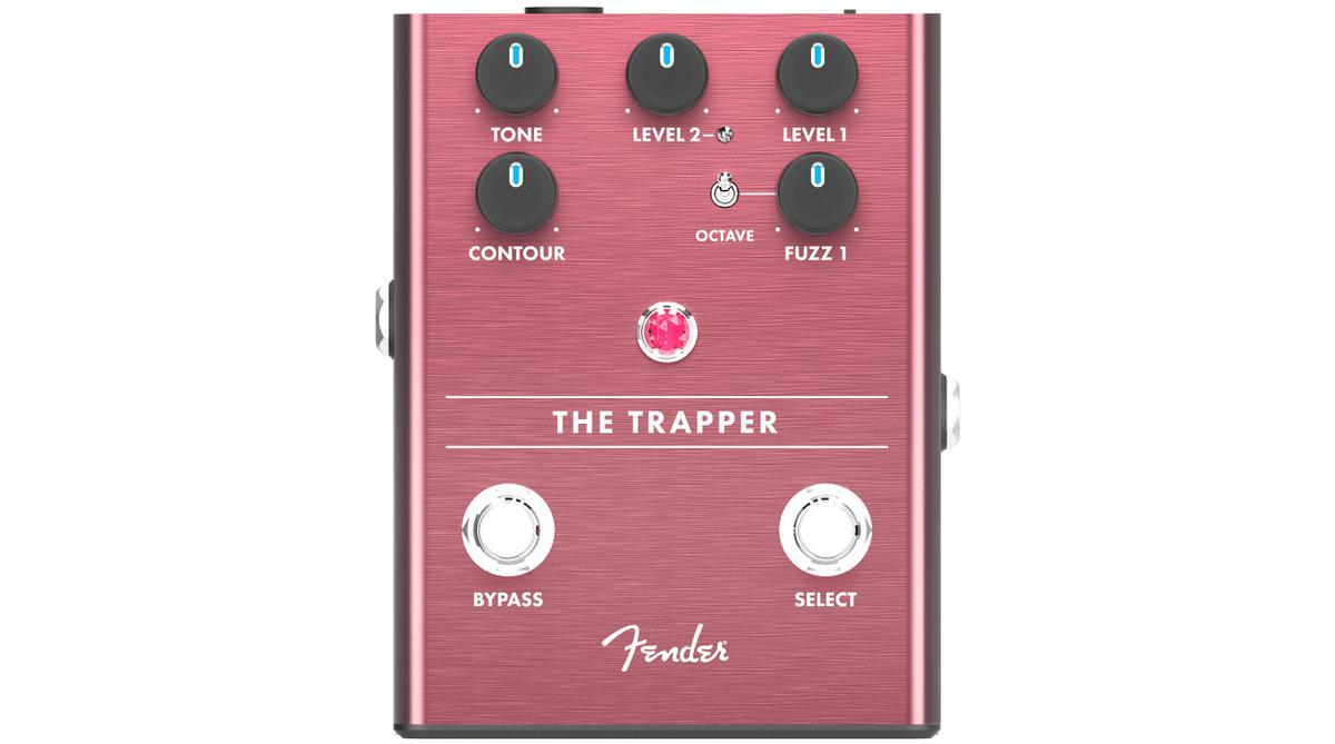 Fender The Trapper Dual Fuzz 新品 ファズ[フェンダー][Effector,エフェクター,ペダル]