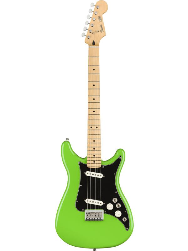 Fender Player Lead II -Neon Green / Maple- 新品[フェンダー][プレイヤー][ネオングリーン,緑][リード][Electric Guitar,エレキギター]