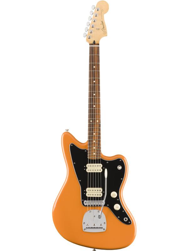 Fender Mexico Player Jazzmaster -Capri Orange- 新品[フェンダー][プレイヤー][カプリオレンジ][ジャズマスター][Electric Guitar,エレキギター]