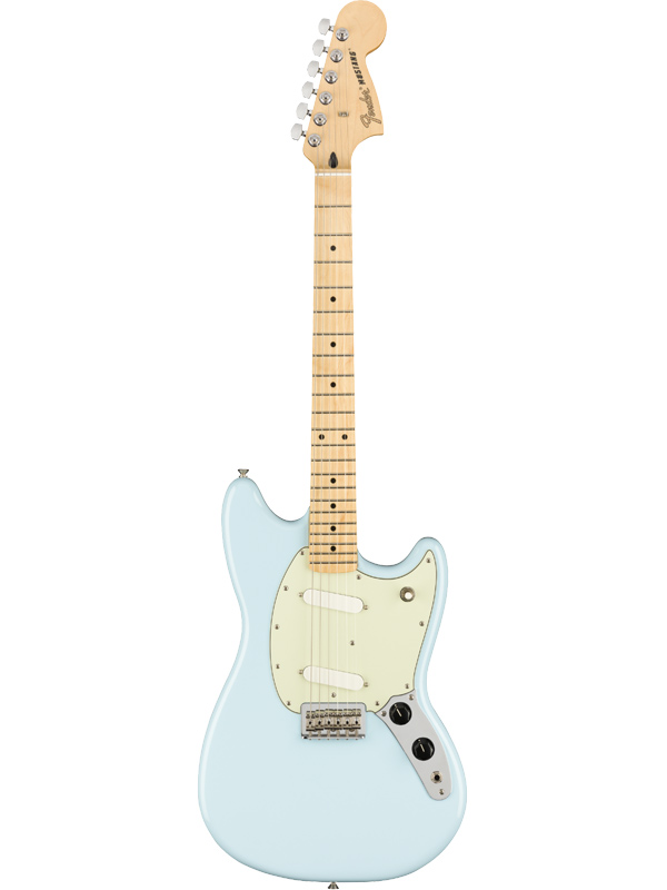 Fender Mexico Player Mustang -Sonic Blue- 新品[フェンダー][プレイヤー][ソニックブルー,青][ムスタング][Electric Guitar,エレキギター]