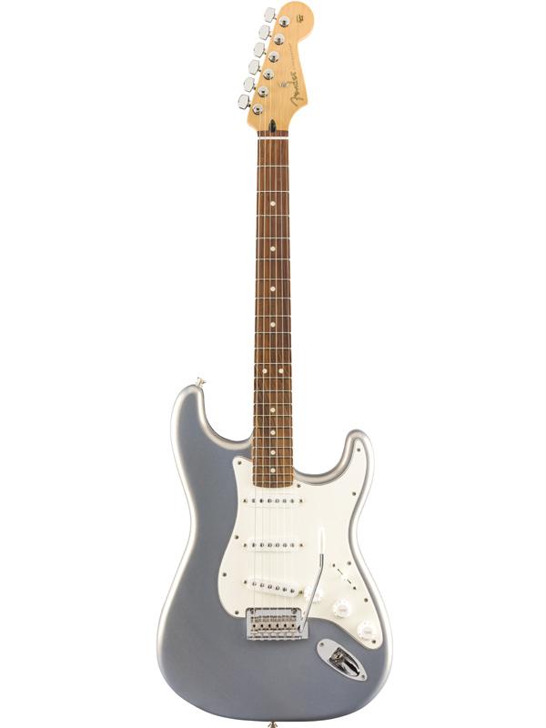 Fender Mexico Player Stratocaster -Silver- 新品[フェンダー][プレイヤー][シルバー][Stratocaster,ストラトキャスタータイプ][Electric Guitar,エレキギター]