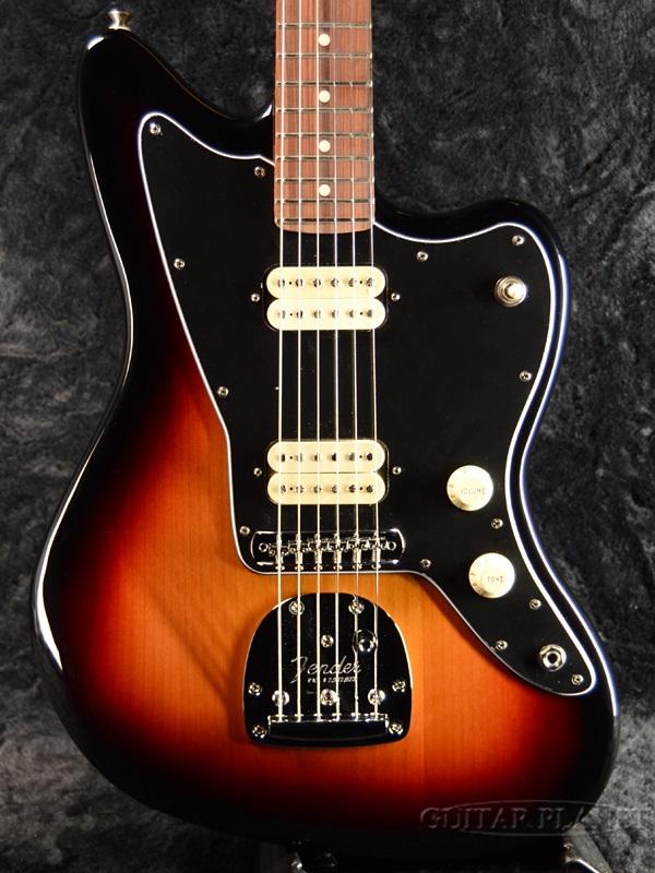 Fender Player Jazzmaster 3CS/Pau Ferro 新品[フェンダー][プレイヤー][Sunburst,サンバースト][ジャズマスター][Electric Guitar,エレキギター]