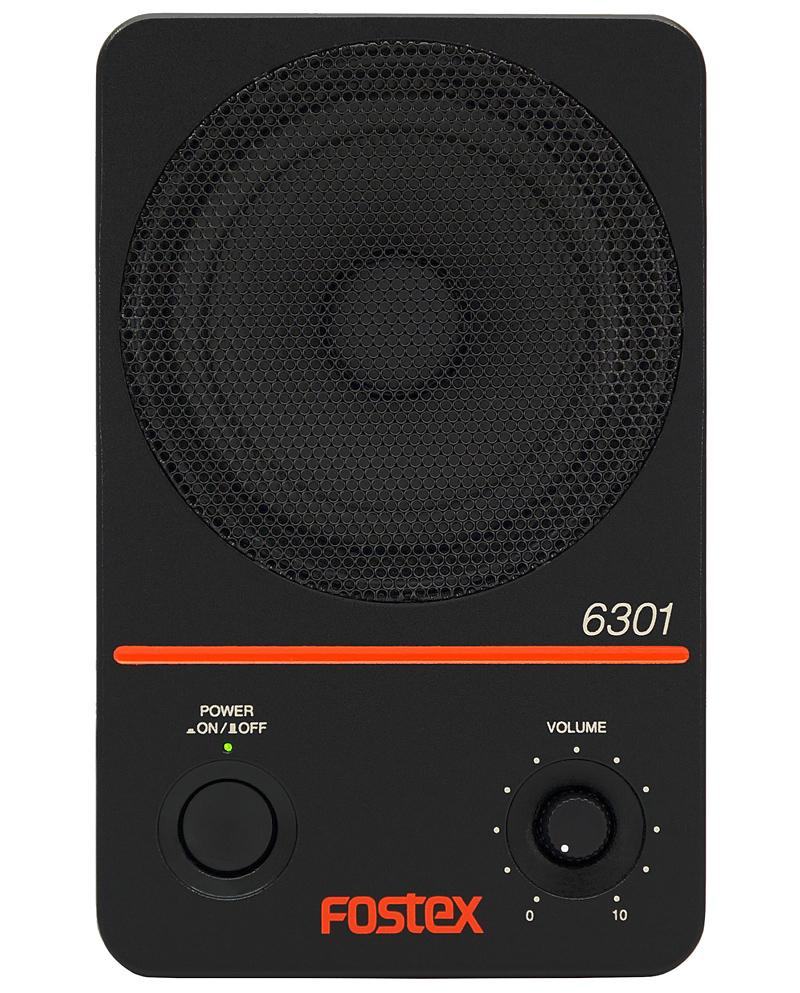 【1台】Fostex 6301NB 新品 アクティブモニタースピーカー[フォステックス][Monitor Speaker]