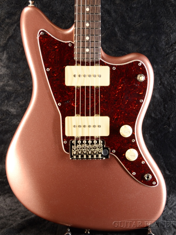 Fender USA American Performer Jazzmaster -Penny / Rosewood- 新品[フェンダーUSA][アメリカンパフォーマー][ジャズマスター][Electric Guitar,エレキギター]