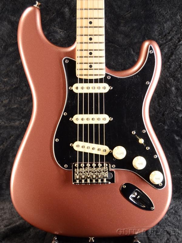 Fender USA American Performer Stratocaster -Penny / Maple- 新品[フェンダーUSA][アメリカンパフォーマー][ストラトキャスター][Electric Guitar,エレキギター]