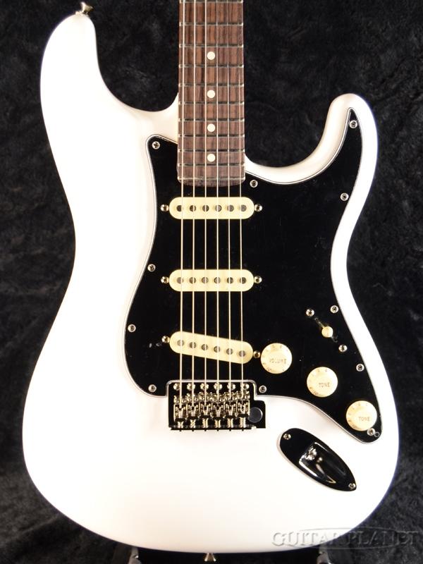 Fender USA American Performer Stratocaster -Arctic White / Rosewood- 新品[フェンダーUSA][アメリカンパフォーマー][ホワイト,白][ストラトキャスター][Electric Guitar,エレキギター]