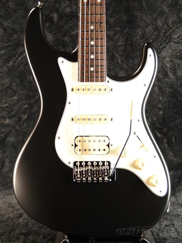【2018NEWモデル!】FREEDOM Eza SSH -Shadow Black- 新品[フリーダム,Freedom Custom Guitar Reserch][国産][シャドウブラック,黒][エレキギター,Electric Guitar]