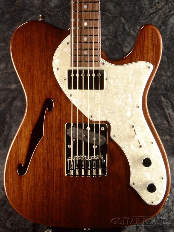 FREEDOM Brown Pepper -Brown- 新品[フリーダム][国産/日本製][ペッパー][Telecaster Thinline,テレキャスターシンラインタイプ][ブラウン][Electric Guitar,エレキギター]