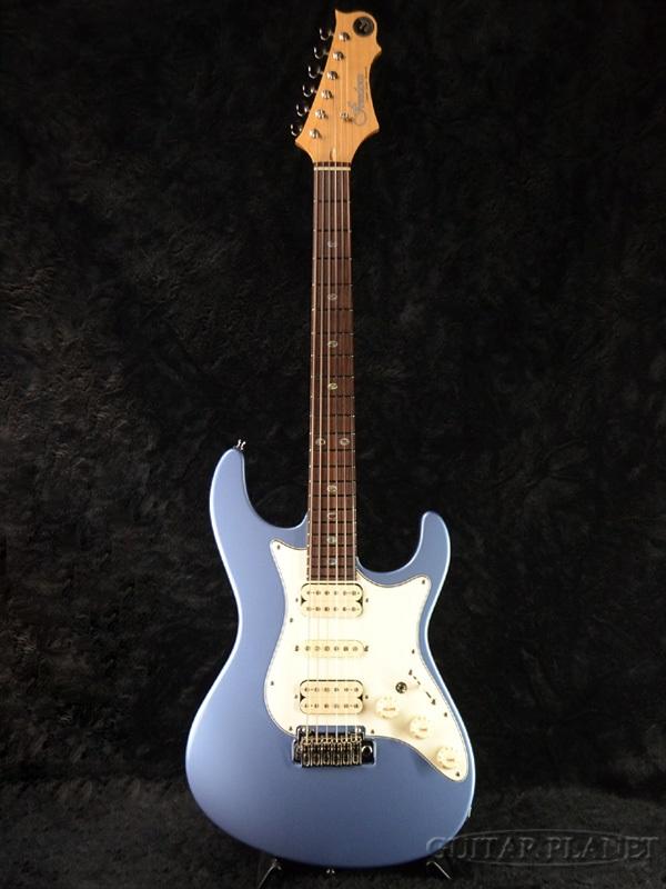 【当店オーダーモデル】Freedom HYDRA Classic 2Point ALD Ice Blue 新品[フリーダム][ハイドラ][国産][アイスブルー,青][Stratocaster,ストラトキャスタータイプ][エレキギター,Electric Guitar]