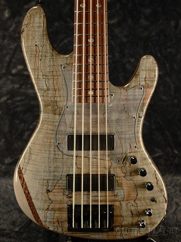 FREEDOM CUSTOM GUITAR RESEARCH Order Style FT Rhino 5st -ササナキ(SSN)- 新品[フリーダム][国産][ライノ][Natural,ナチュラル][Jazz Bass,ジャズベース][Electric Bass,エレキベース]