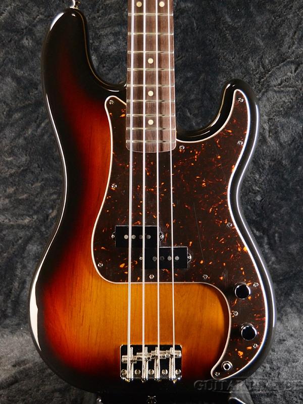 FgN(FUJIGEN) NPB10RAL -3 Tone Sunburst- 新品[フジゲン,富士弦][国産][3トーンサンバースト][Precision Bass,プレシジョンベース,プレベ][Electric Bass,エレキベース]