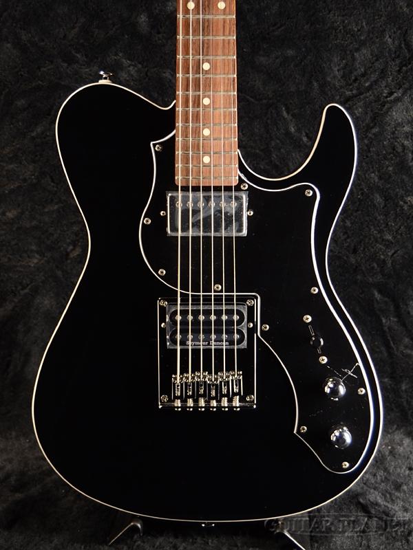 FgN JIL-AL-G-HH BK 新品[フジゲン,富士弦][国産/日本製][Black,ブラック,黒][Telecaster,テレキャスタータイプ][Electric Guitar,エレキギター]