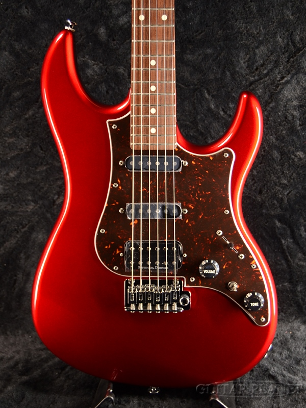 FgN(FUJIGEN) JOS-CL-G CAR 新品[フジゲン,富士弦][国産][Red,レッド,赤][Stratocaster,ストラトキャスター][Electric Guitar,エレキギター]