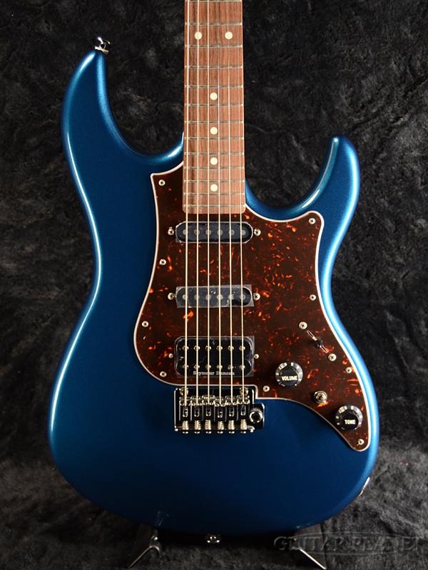 FgN(FUJIGEN) JOS-CL-G OLP 新品[フジゲン,富士弦][国産][Blue,ブルー,青][Stratocaster,ST,ストラトキャスター][Electric Guitar,エレキギター]