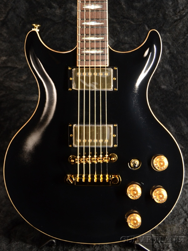 FUJIGEN ERS-HM-R BKQ 新品[Fgn,フジゲン,富士弦][国産/日本製][Les Paul,レスポールタイプ][Black,ブラック,黒][Electric Guitar,エレキギター]