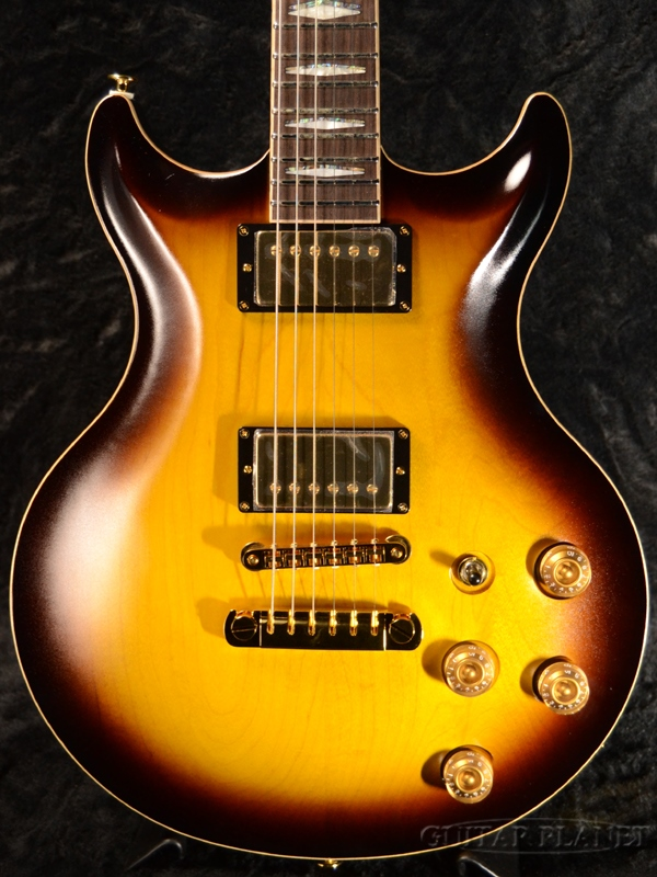 FUJIGEN ERS-HM-R HDQ 新品[Fgn,フジゲン,富士弦][国産/日本製][Les Paul,レスポールタイプ][Sunburst,サンバースト][Electric Guitar,エレキギター]