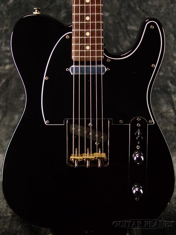 【限定スポットカラー】 FgN(FUJIGEN) NTL10RAL-BK 新品 ブラック[フジゲン,富士弦][国産][Black,黒][Telecaster,テレキャスタータイプ][Electric Guitar,エレキギター]