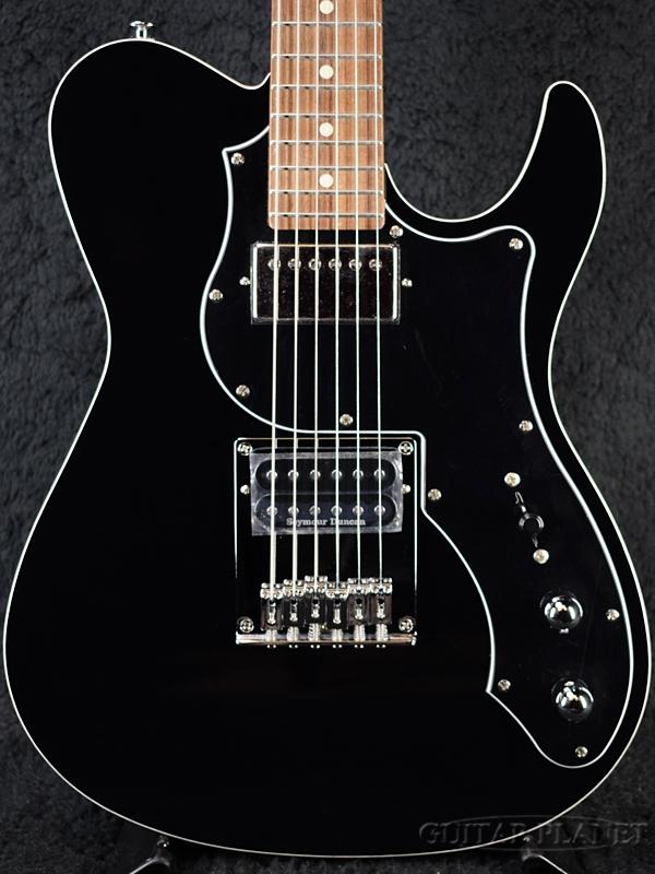 FgN(FUJIGEN) JIL2-AL-G-HH BK 新品[フジゲン,富士弦][国産][Black,ブラック,黒][Telecaster,テレキャスタータイプ][Electric Guitar,エレキギター]