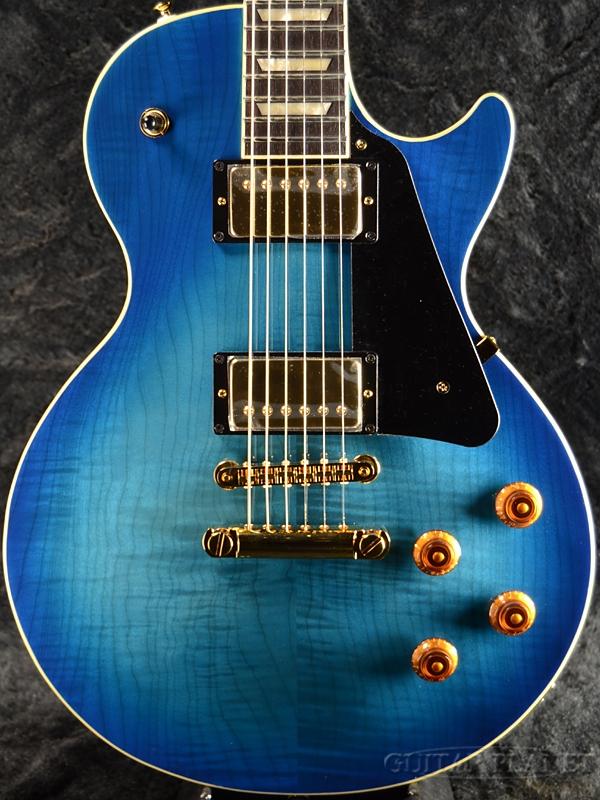 【カタログ外モデル】FgN(FUJIGEN) NLS10RMPTB BBT 新品[フジゲン,富士弦][国産][ブルーバースト,青][Les Paul,レスポールタイプ][Electric Guitar,エレキギター]
