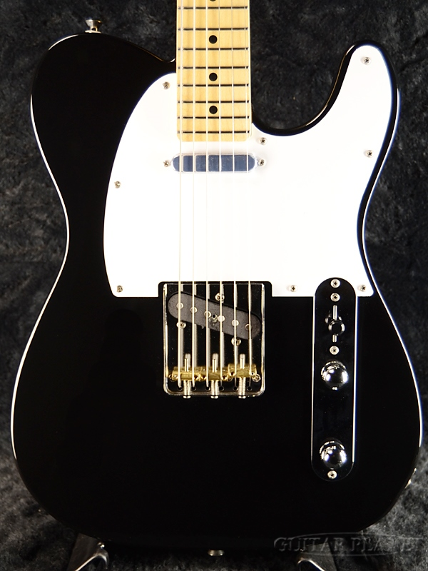 FgN(FUJIGEN) NTL10MAH BK 新品[フジゲン,富士弦][国産][Black,ブラック,黒][テレキャスター,Telecaster,TL][エレキギター,Electric Guitar]ctric Guitar]