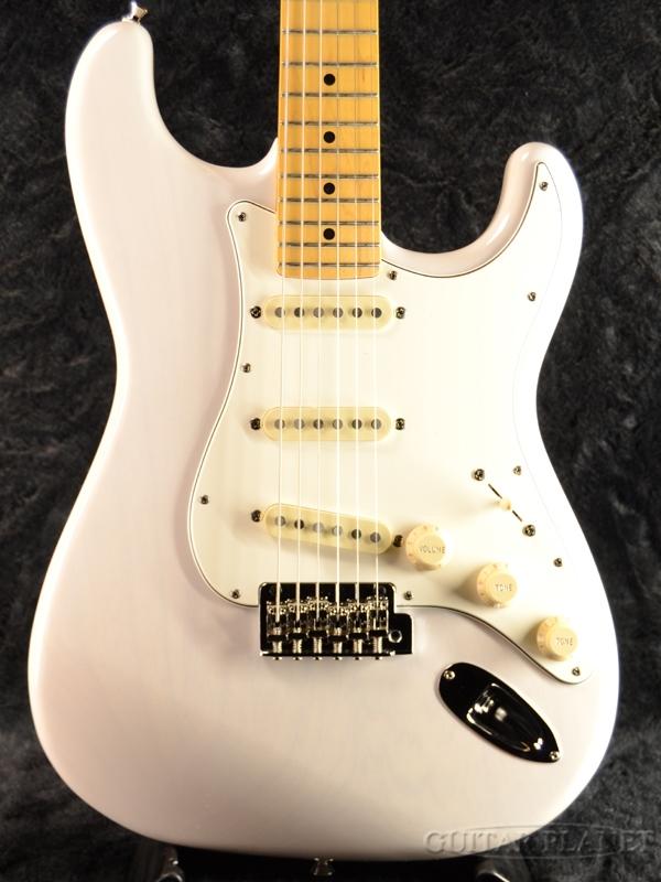 【カタログ外モデル】FgN(FUJIGEN) NST10MAH WB 新品[フジゲン,富士弦][国産][ホワイトブロンド,白][Stratocaster,ST,ストラトキャスター][Electric Guitar,エレキギター]