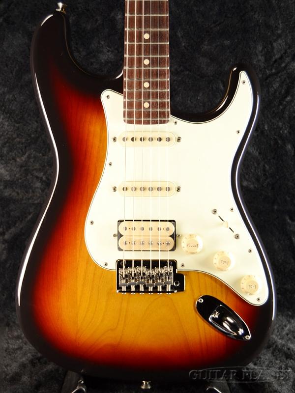 FgN(FUJIGEN) NST11RAL 3TS 新品[フジゲン,富士弦][国産][3トーンサンバースト][ストラトキャスター,Stratocaster,ST][エレキギター,Electric Guitar]