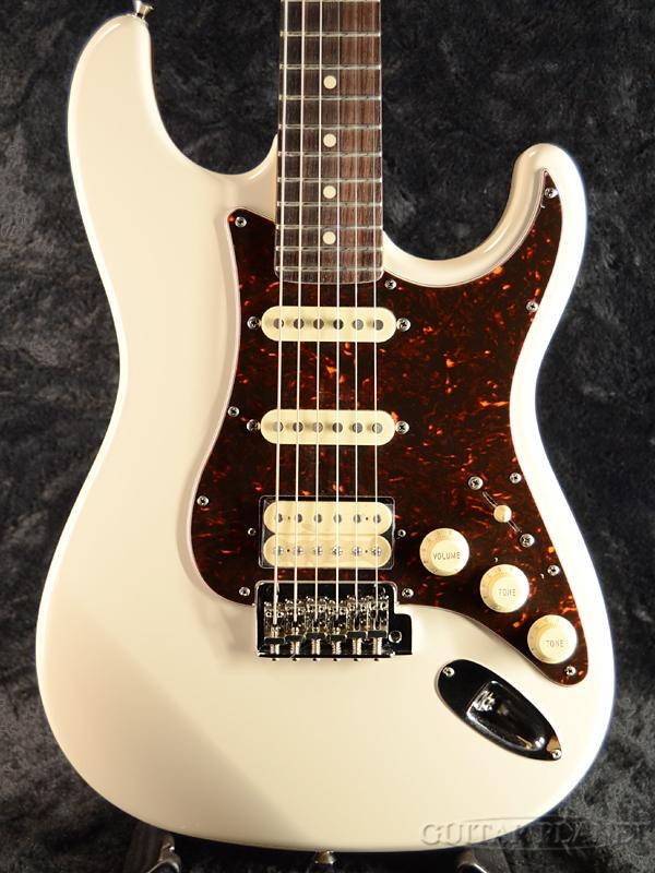 FgN(FUJIGEN) NST11RALM VWH 新品[フジゲン,富士弦][国産][Mediumscale,ミディアムスケール][Vintage White,ホワイト][ストラトキャスタータイプ,Stratocaster][エレキギター,Electric Guitar]
