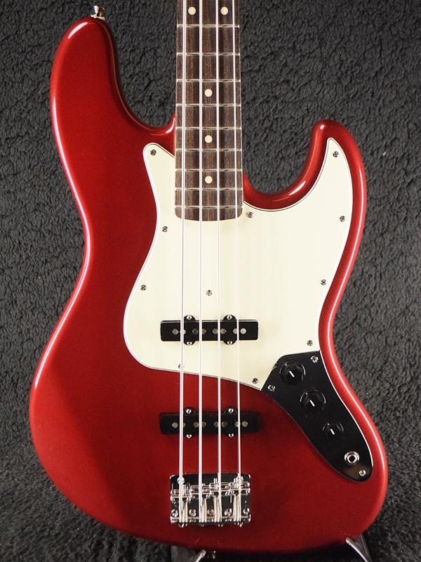 【特注カスタムカラー】FUJIGEN(FGN) PNJB10RAL -DCR- 新品[フジゲン,富士弦][国産][Jazz Bass,ジャズベース][Red,レッド,赤][Electric Bass,エレキベース]