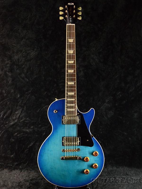 全商品オープニング価格! 【カタログ外モデル】FgN(FUJIGEN) SNLS101 BBT 新品[フジゲン,富士弦][国産][ブルーバースト,青][Les Paul,レスポールタイプ][Electric Guitar,エレキギター], butler b39746b7