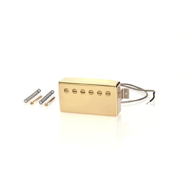 【純正品】Gibson Burstbucker Pro Gold Cover 新品 ネック用ピックアップ[ギブソン][バーストバッカー][ゴールド][Humbucker,ハムバッカー][Pickup][Neck]