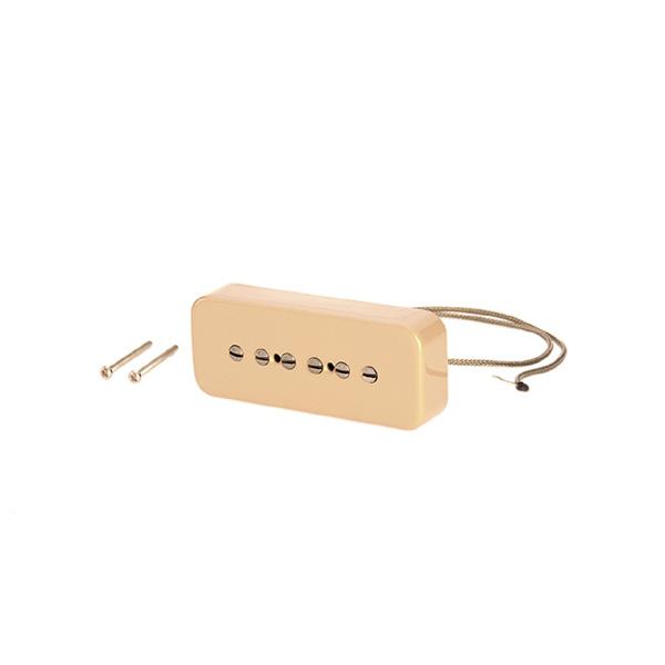 【純正品】Gibson P-90 Single Coil with Creme Soapbar Cover Pickup 新品[ギブソン][P90][クリーム,白][ソープバー][シングルコイル]