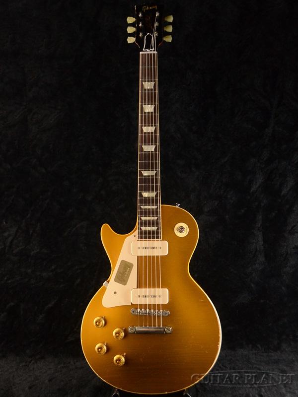 Gibson Custom Handed Shop Historic Gibson Select 1956 Les Paul Les Reissue Murphy Aged Left Handed 新品[ギブソンカスタムショップ][ヒストリックセレクト][レフティ―,左利き][Gold,ゴールド,金][レスポール][Electric Guitar,エレキギター], モリマチ:f8c09d7a --- sunward.msk.ru