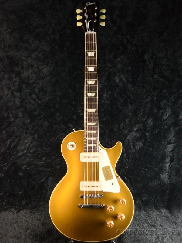 高級素材使用ブランド Gibson Custom Shop Standard Gold- Historic 1956 Shop Les Paul Standard Reissue VOS -Antique Gold- 新品[ギブソンカスタムショップ][アンティークゴールドトップ,金][レスポール][Electric Guitar,エレキギター], 札幌スポーツ館:9b7e3c95 --- askamore.com