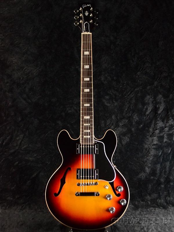 【新品特価】Gibson Memphis ES-339 Gloss 2016 / Sunset Burst 新品[ギブソン][メンフィス][ES339][サンセットバースト][セミアコ][Electric Guitar,エレキギター]