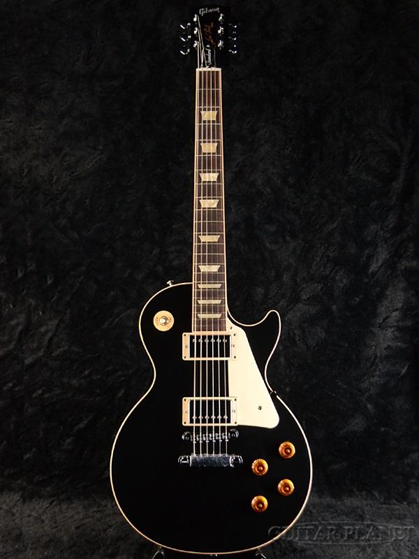 【限定特価】Gibson Les Paul Standard 2016 Solid Finish Ebony 新品[ギブソン][スタンダード][エボニー,Black,ブラック,黒][LP,レスポール][Electric Guitar,エレキギター]