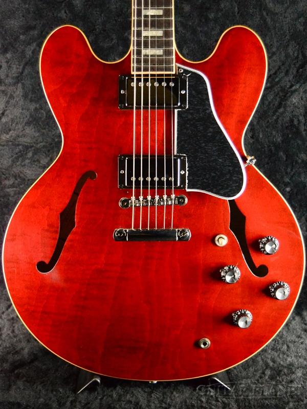 Gibson Memphis ES-335 Figured -Antique Sixties Cherry- #11148709 新品[ギブソン][メンフィス][ES335][チェリー,赤][セミアコ][Electric Guitar,エレキギター]