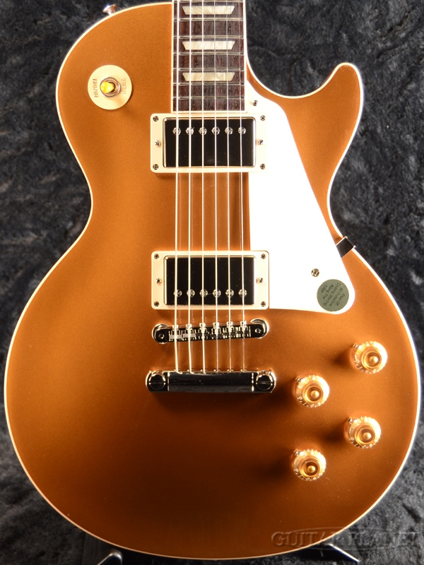 【2019 MODEL】Gibson Les Paul Standard '50s -Gold Top- 新品[ギブソン][スタンダード][レスポール][ゴールドトップ][Electric Guitar,エレキギター]