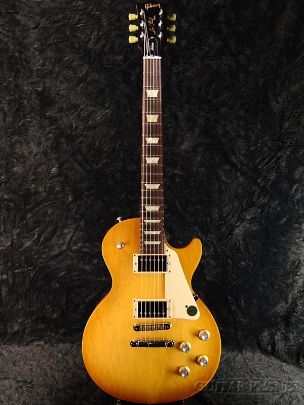 【2018 MODEL】Gibson Les Paul Tribute 2018 Faded Honeyburst 新品[ギブソン][トリビュート][ハニーバースト][レスポール,LP][Electric Guitar,エレキギター]