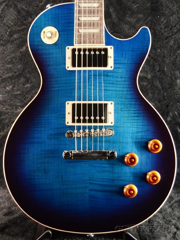【2019 MODEL】Gibson ~Limited Run~ Les Paul Traditional 2019 -Manhattan Midnight- 新品[ギブソン][トラディショナル][マンハッタンミッドナイト,青][LP,レスポール][Electric Guitar,エレキギター]