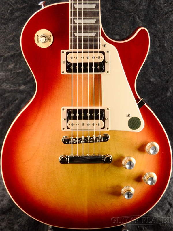 【2019 MODEL】Gibson Les Paul Classic 2019 -Heritage Cherry Sunburst- 新品[ギブソン][クラシック][ヘリテージチェリーサンバースト,赤][レスポール][Electric Guitar,エレキギター]