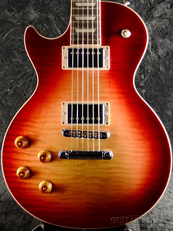 【2018 MODEL】Gibson Les Paul Standard 2018 Left Hand -Heritage Cherry Sunburst- 新品[ギブソン][スタンダード][ヘリテージチェリーサンバースト,赤][Lefty,レフトハンド,レフティ][レスポール,LP][Electric Guitar,エレキギター]