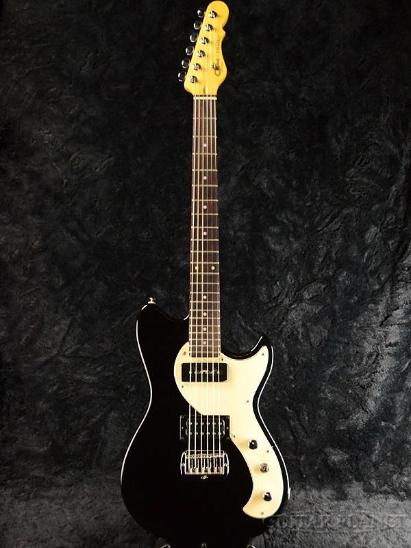 ファッション 【限定特価】G&L Tribute Fallout Mint Black 新品[Leo Fender,レオフェンダー][トリビュート][フォールアウト][ブラック,黒][Mustang,ムスタングタイプ][Electric Guitar,エレキギター], Beyond living deace380