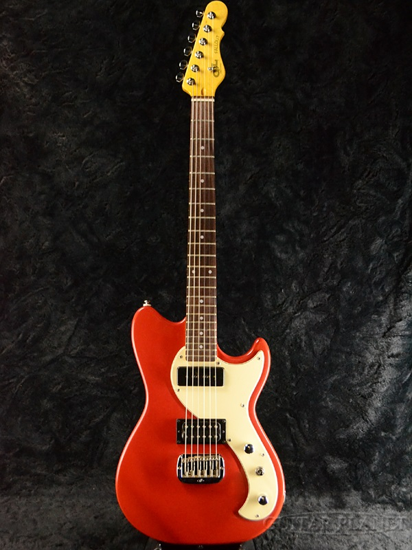 直送商品 【限定特価】G&L Tribute Fallout Fullerton Red 新品[Leo Fender,レオフェンダー][トリビュート][フォールアウト][フラートン][レッド,赤][Mustang,ムスタングタイプ][Electric Guitar,エレキギター], ユウトウチョウ 4257feaa