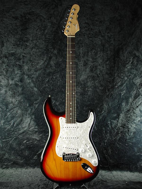 値頃 G&L Tribute 新品 Legacy 新品 サンバースト/R Tribute/パールガード[Leo Legacy Fender,レオフェンダー][トリビュート][レガシー][Sunburst][Electric Guitar,エレキギター], 当麻町:9090950b --- inglin-transporte.ch