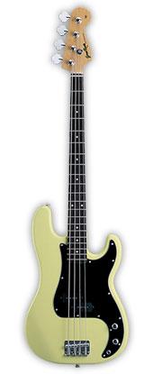 GrassRoots G-PB-55R 新品 ヴィンテージホワイト[グラスルーツ][ESPブランド][Precision Bass,プレシジョンベースタイプ,プレベ][Vintage White,白][Electric Bass,エレキベース]