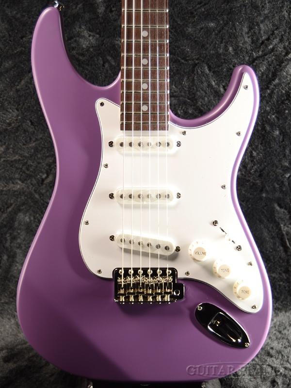 【限定カラー】Greco WS-STD 江戸紫/Rosewood 新品[グレコ][国産][Purple,パープル][Stratocaster,ST,ストラトキャスタータイプ][Electric Guitar,エレキギター]