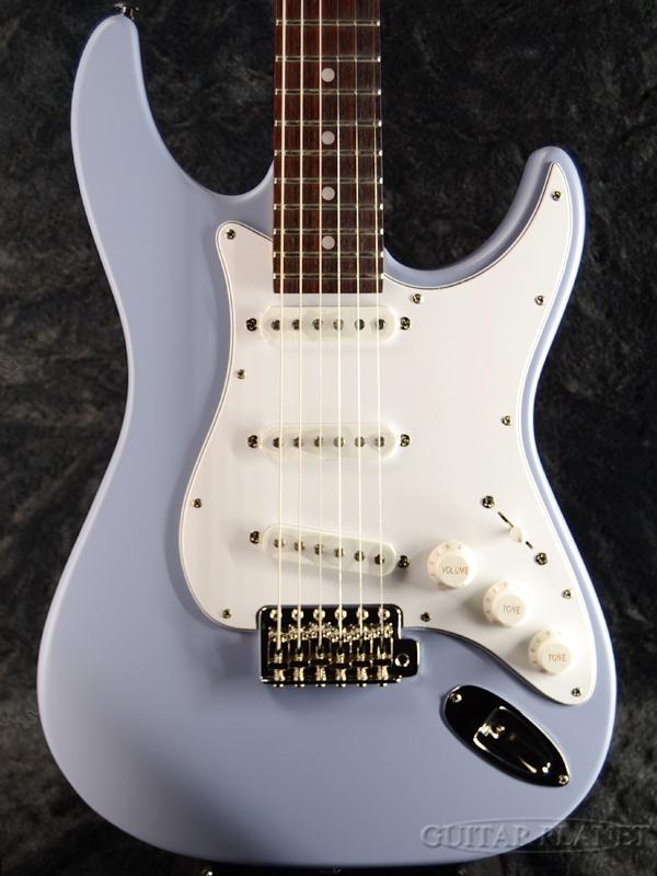 【限定カラー】Greco WS-STD 灰青/Rosewood 新品[グレコ][国産][Greyish Blue,ブルー][Stratocaster,ST,ストラトキャスタータイプ][Electric Guitar,エレキギター]