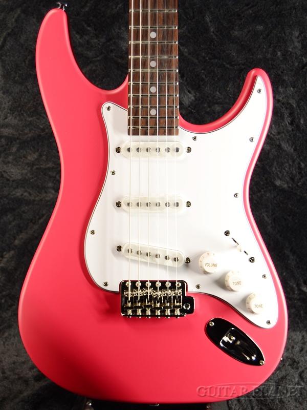 【限定カラー】Greco WS-STD 深緋/Rosewood 新品[グレコ][国産][Red,レッド,赤][Stratocaster,ST,ストラトキャスタータイプ][Electric Guitar,エレキギター]